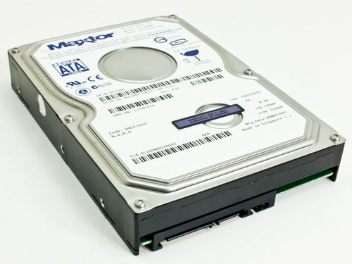 "Maxtor 80GB 3.5"" DiamondMax 10 SATA Hard Drive (6L080M0)"