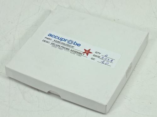 Accuprobe Inc Kelvin-Type Z-Adjustable Probe (K2(BC20)(20)D3F)