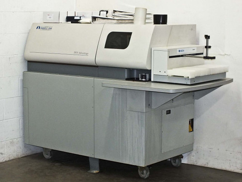 Thermo Jarrell Ash Baird IRIS Advantage ICOPS Analyzer with Autosampler 14033700