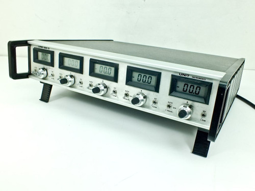 Unit Instruments MFC Controller and Readout (URS-100-5)