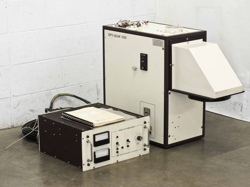 Optical Radiation Corporation Opti-Beam 1000