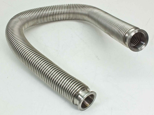 "QF-Flanged Vacuum Line Hose 39 Inches Long (2 1/8"")"
