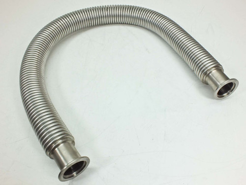 """QF-flanged Vacuum Line Hose 40 Inches Long (2 1/8"""")"""