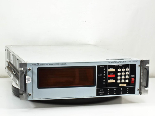 Aydin Bit Sync Demodulator P/N 356-0313-502 3053