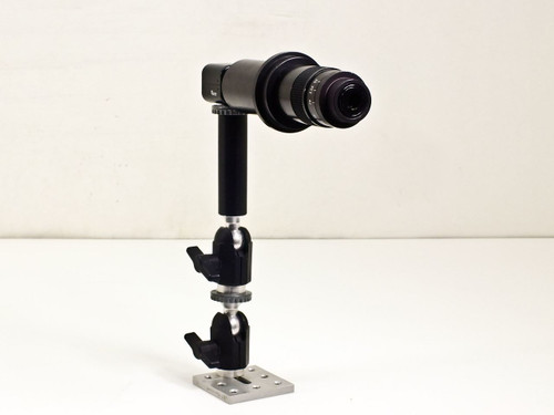 Watec Black and White Camera with Adjustable Mounting Stand (WAT-205A)