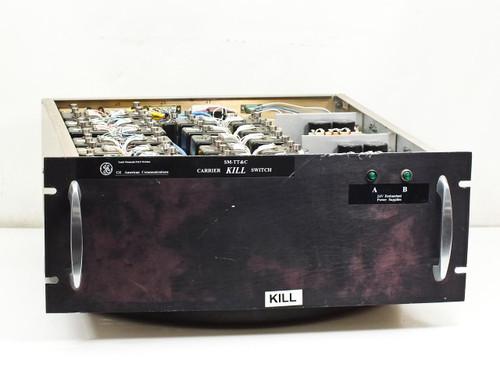GE TRANS-TEL U-Z TRMS50M Carrier KILL Switch SM-TT&C