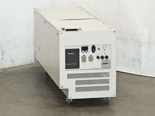 Canon Electronic Control Cabinet w Sony Magnescale MSD-705 (MPA)