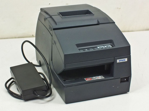Epson Thermal Printer TM-H6000III with PS-180 Power Supply (M147G)