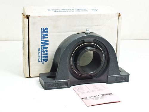 "Morse Industrial 1 15/16"" SealMaster Gold Line Bearing (NP-31)"