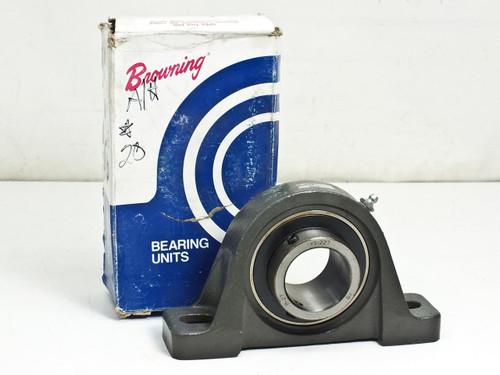 "Browning 1-11/16"" Valuline 2 Bolt Pillow Block Bearing Units (VPS-227)"