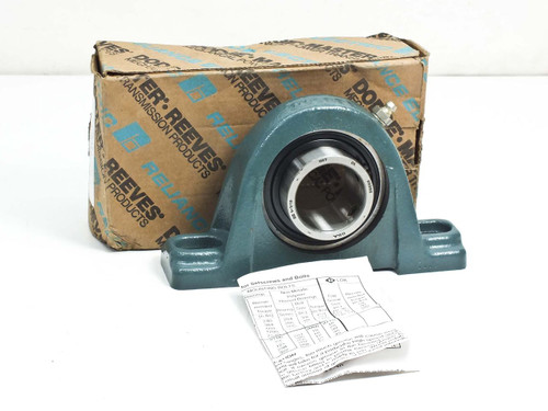"Dodge 1-7/16"" Pillow Block Normal Duty Bearing (P2B-SC-107)"
