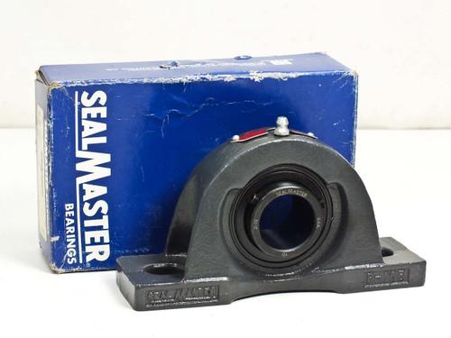 "Morse Industrial 1-3/16"" SealMaster Gold Line Pillow Block Bearing NP-19"