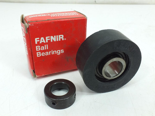 "Torrington 3/4"" Ball Bearing Rubber Cylinder Cartridge (Fafnir RCSM)"