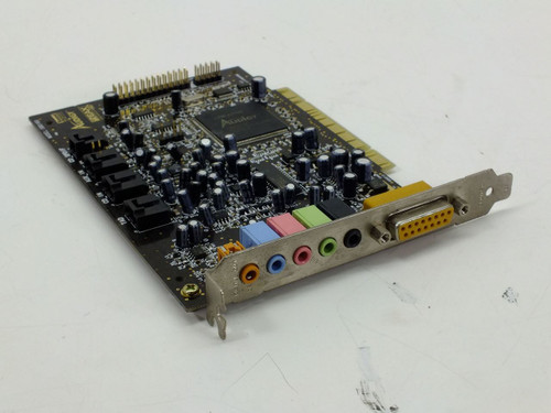 Creative Labs Sound Blaster Audigy 24 Bit PCI Sound Card SB0190
