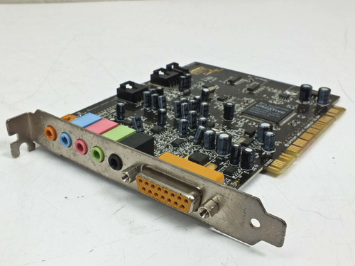 Creative Labs Sound Blaster Live 5.1 PCI Sound Card 16Bit (SB0220)