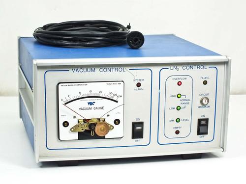 Vacuum Barrier Corp Liquid Nitrogen Vacuum Controller (15110)