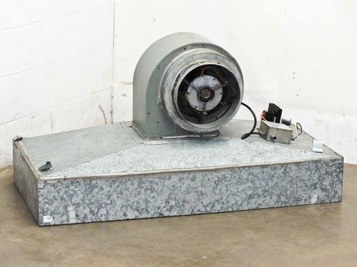 """Emerson 10"""" Centrifugal Blower Fan and HEPA with Vari-Speed Controller K55HXSAZ-"""