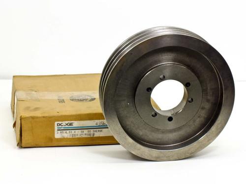 Dodge Sheave 3 A9.0 B9.4 - SK 455631