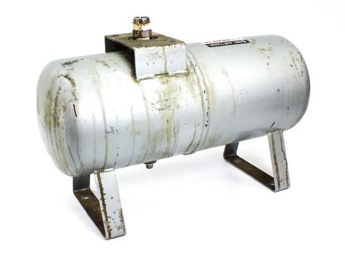 SMC VBAT10 Air Tank 0.01m (10L / 2.6Gal) 2MPa (290PSI) 1/2FNPT