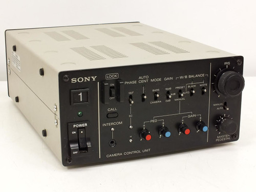 Sony Camera Control Unit (CCU-M3)