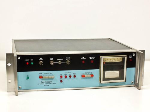 "Spectracom NBS Receiver Disciplined Oscillator 19"" Rackmount 3U (Model 8164)"