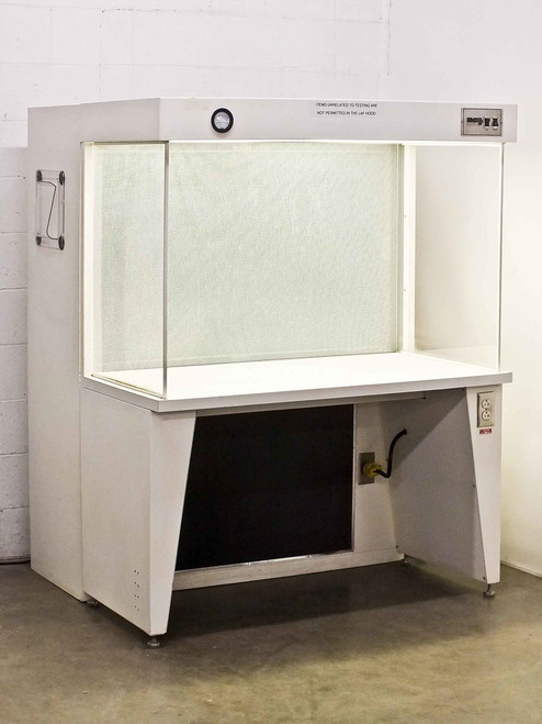 Envirco 4 Foot Horizontal Laminar Flow Hood & Clean Bench (10552)