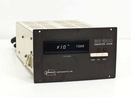 Veeco Ionization Pressure Gauge (RG1000)