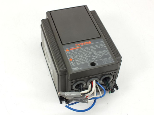 Fuji Electric General-Purpose Inverter FVR-E9S (FVR0 2E9S-2S)