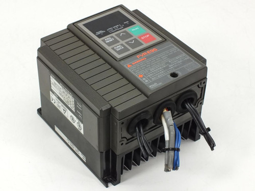 Fuji Electric General-Purpose Inverter FVR-E9S (FVR0 4E9S-4)