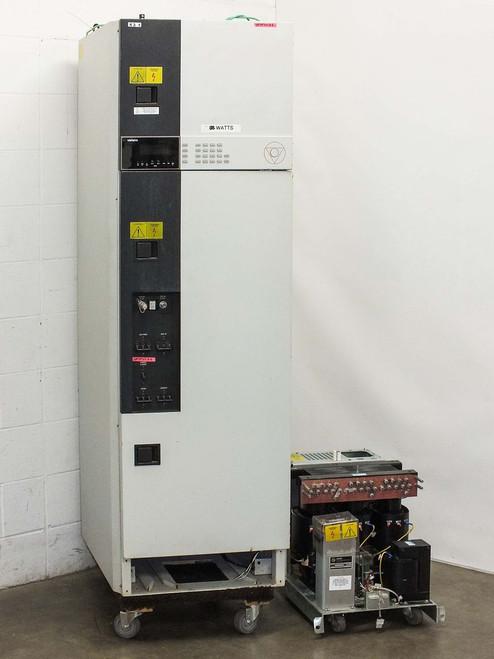 Varian KU Band 2.2kW K-HPA GEN III Klystron Satcom RF Power Transmitter VZU-2701