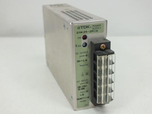 TDK Power Supply 24V 2.1A (EAK24-2R1G)