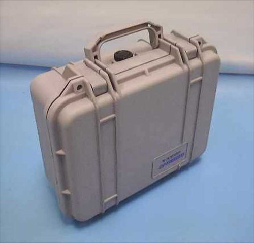 Pelican Watertight Shipping Case - Silver (1400)