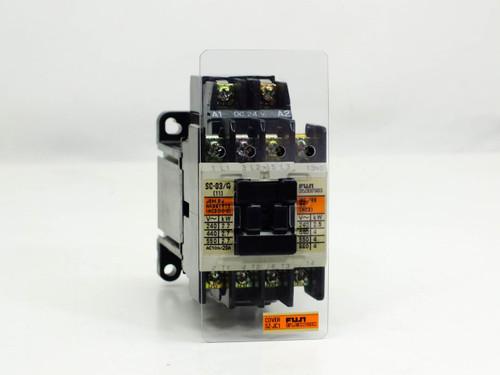 Fuji Electric 24VDC 11A Contactor (SC-03/G)
