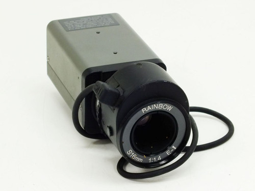 Rainbow S16mm 1 1.4 E-II Security Video Camera
