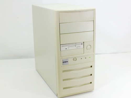 Dynova Intel 120MHz 64MB RAM 1280MB Hard Drive Tower (120MHz) 3 ISA Slots
