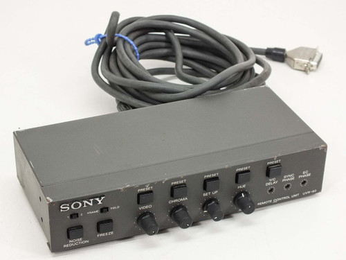 Sony Remote control unit (UVR-60)