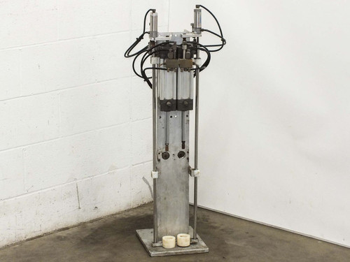Mannesmann Rexroth Pneumatic Pump and Chassis with Bore Cylinders (P-68192-0050)