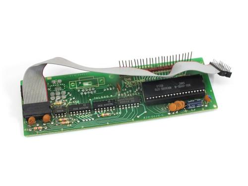 Apple 820-0026-C 605-X105 Encoder DB Apple II Card