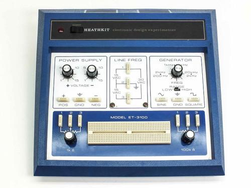 Heathkit Electric Design Experimenter - Blue Series 10005 (ET-3100)