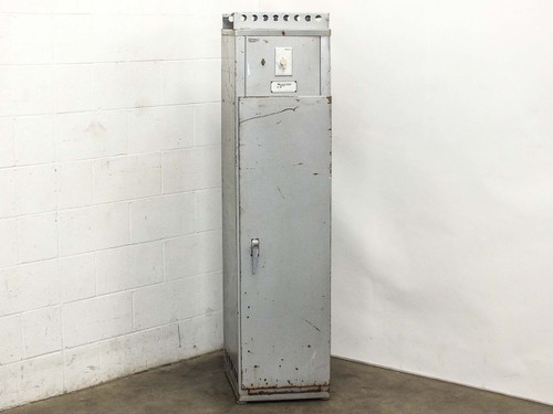 "California Stainless Mfg Film Drying Cabinet with Dayton 12"" Exhaust Fan (DF 81)"