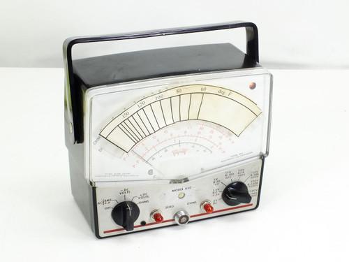Triplett Electronic Volt-ohmmeter (850)