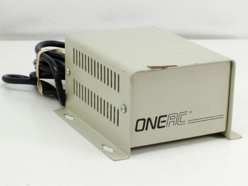 ONEAC CL11007 Power Line Conditioner Filter 120 Volts 0.69 Amps