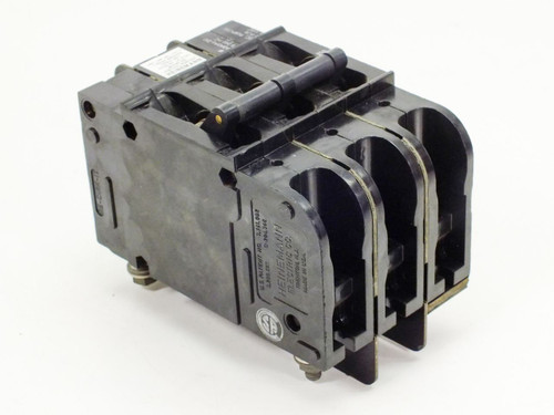 Heinemann 3 Pole Circuit Breaker CD3-A3A3A6-DU