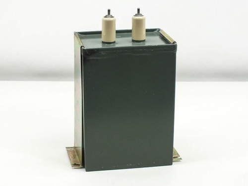 Condenser Products Capacitor 2MFD 12500 VDCW KMOC 125C2-1