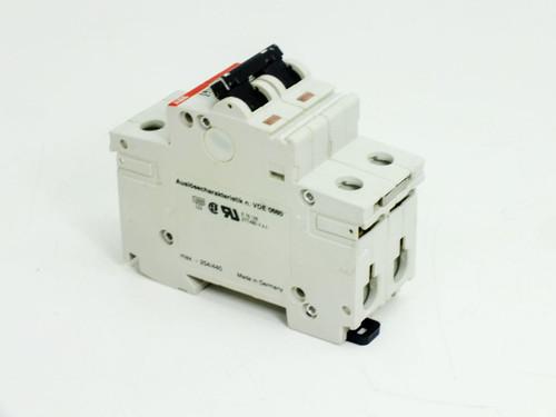 ABB S282UC-Z10 Z10A S282 2 Pole Circuit Breaker