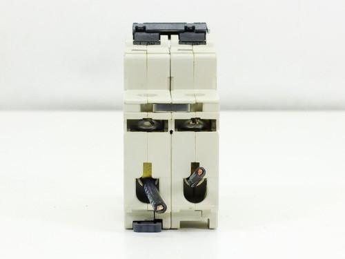 Abb S282uc Z16 Z16a S282 2 Pole Circuit Breaker