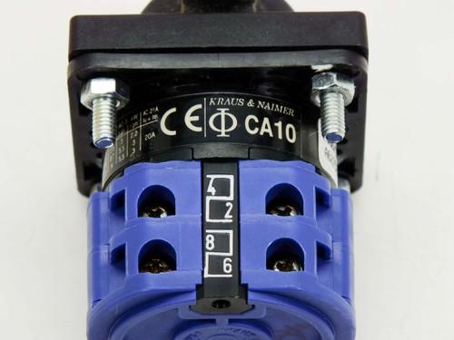 kraus naimer ca10 cam switch base 3.40__54111.1490040527?c=2 kraus & naimer ca10 cam switch base recycledgoods com kraus & naimer ca4 wiring diagram at suagrazia.org