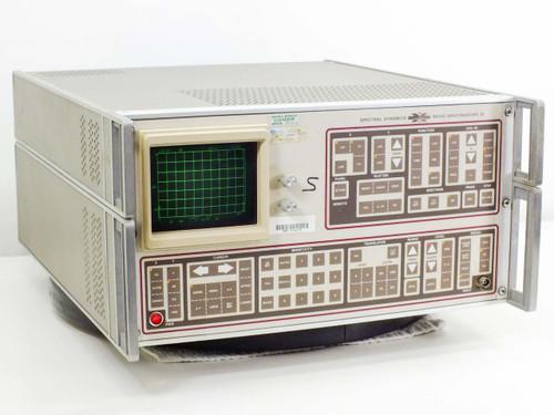 Spectral Dynamics Spectrascope III SD345