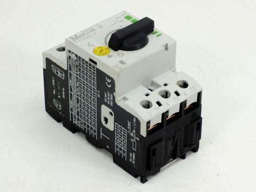 Eaton Moeller PKZM0-4 Manual Motor Protector Circuit Breaker