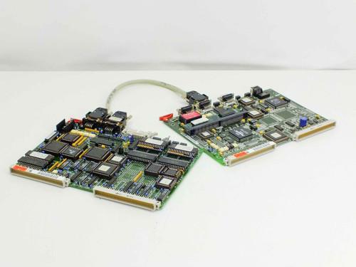 Netstal CUC 110.240.9468 Pair Komplett System Cards / Boards (HCU 110.240.9759)